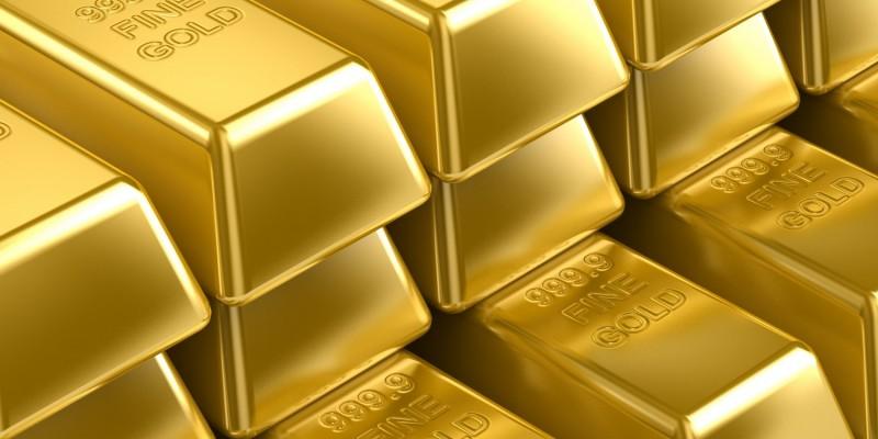 Gold beobachten